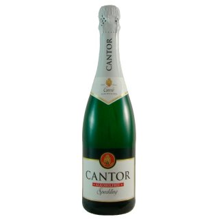 Cantor Cuvee Alkoholfrei Sparkling 0,75l