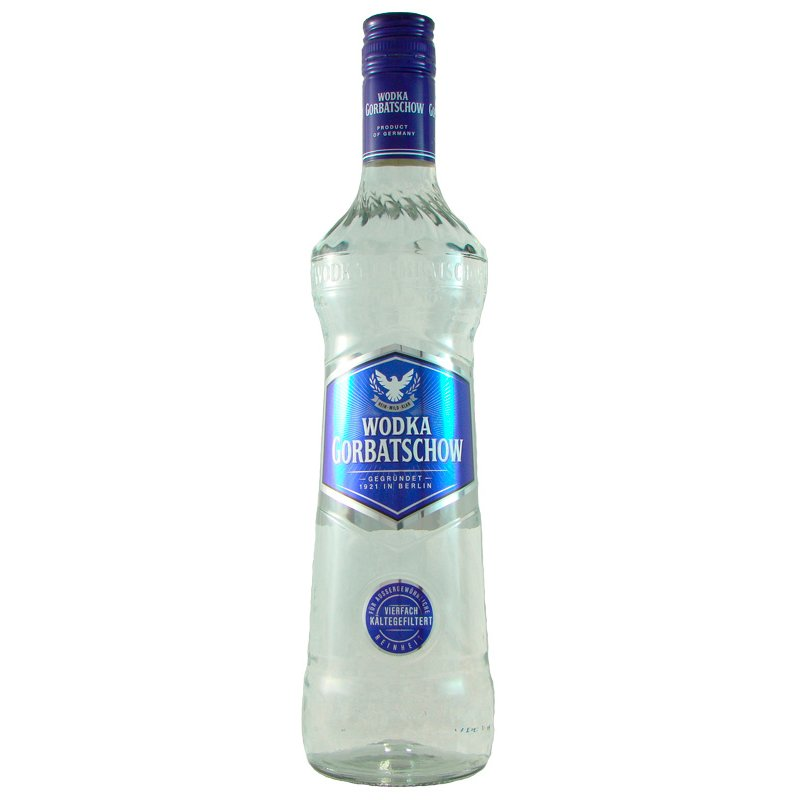 Wodka Gorbatschow 37,5% vol. 0,70 l