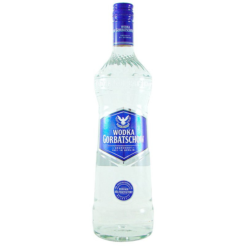 Wodka Gorbatschow 37,5 % vol. 1,0 l