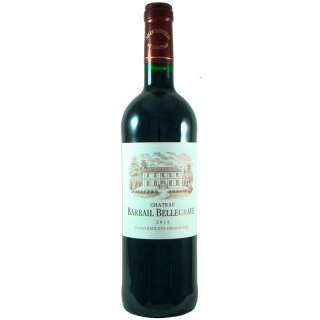 2014 Chateau Barrail Bellegrave Saint-Emilion Grand Cru...